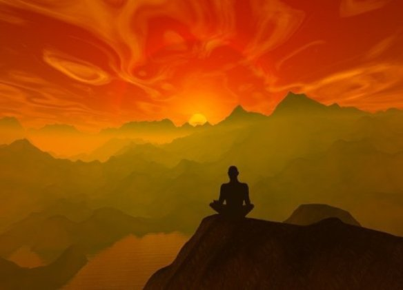 sun-meditation